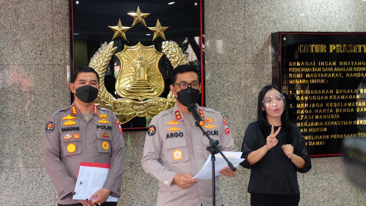 Kapolri Gelar Operasi Aman Nusa II Lanjutan